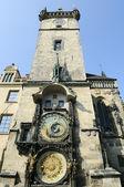 Astronomical Clock, Prague (Chech Republic) — Stock Photo