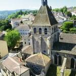 Abbey of Cluny — Stock Photo #6138095