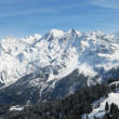 Mont-Blanc — Stock Photo