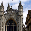 Bath Abbey Cathedral — Stock Photo