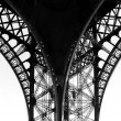 Eiffel Tower Structure — Stock Photo