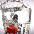 Glass of Water — Foto Stock