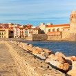 Collioure, South of France — Stock Photo