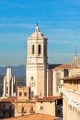 Katedra de girona — Zdjęcie stockowe
