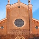 Basilica di San Giovani e Paolo — Stock Photo