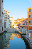 Canals in Venice, Italy — Stock Photo