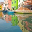 Stock Photo: Island Burano