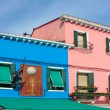 Island Burano — Stock Photo #5775229