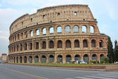 Roma coliseum — Stock Photo