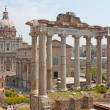 The roman forum — Foto de Stock