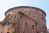 пантеон в риме, италия — Стоковое фото