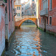 Romantic places in Venice — Stockfoto