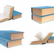 Set of the books — Stock Photo