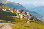 Village in Switzerland — Stock Photo