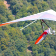 Foto Stock: Hang gliding in Slovenia