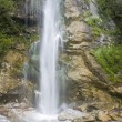 Amazing waterfall Beri in the Alps — Stock Photo