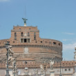 Castel Sant Angelo - Stock Photo