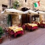 pittoreska vrå av Toscana — Stockfoto