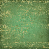 Abstract grunge green background — Stockvector