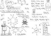 Chemistry — Stock Vector
