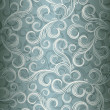 Royalty-Free Stock Immagine Vettoriale: Seamless curl floral background, Illustration in eps10 format.