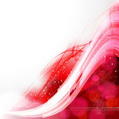Abstract Vector Wave background. — Stock Vector