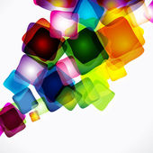 Abstract bright colorful background. — Stock Vector
