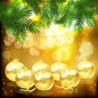 Christmas background. — Image vectorielle