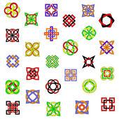 Celtic ornaments — Stock Vector