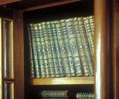 Livros antigos. — Fotografia Stock