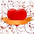 Royalty-Free Stock Vector Image: Vector illustration artistic hearts