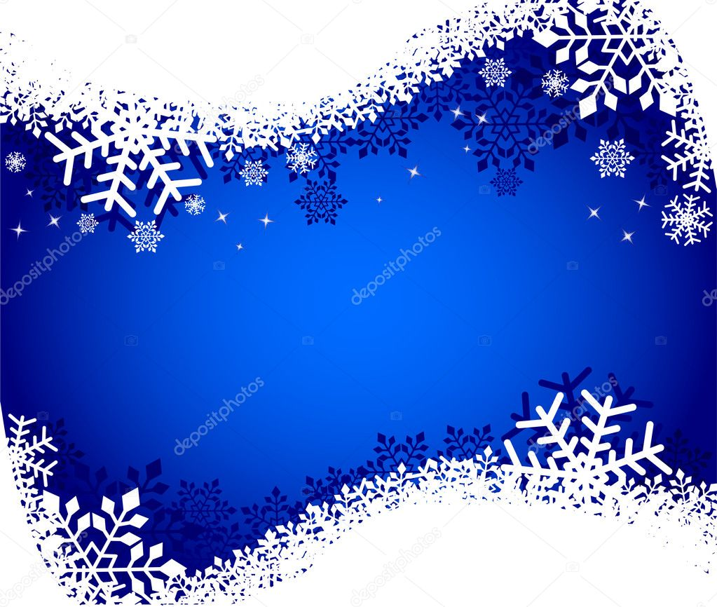 Christmas vector background — Stock Vector #6581758