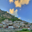 City of Berat in Albania — Stock Photo