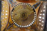 Cupola of mosque Hagia Sofia — Stock Photo