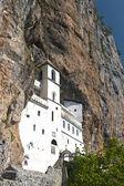 Monastery of Ostrog, Montenegro — Stock Photo