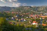Town in Montenegro — Stock Photo