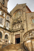 Church of Saint Francis in Porto — Stock Photo