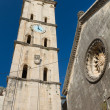 Church in Perast Montenegro — Stock Photo