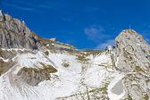 Pilatus peak, Switzerland — Stock Photo