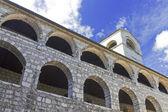 монастырь в цетине, черногория — Стоковое фото