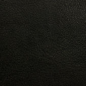 Old natural dark brown black grunge grungy leather texture background — Stock Photo