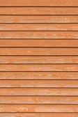 Natural velho cerca de madeira pranchas de madeira textura luz marrom terracota — Foto Stock