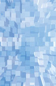 Light Abstract Square Pattern In Blue, Vertical — Stock Photo