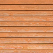 Natural old wood fence planks, wooden texture, light brown terracota — Stock Photo