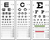 Diagrama de olho — Vetorial Stock