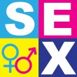 Sex Symbol — Stock Photo #5776138