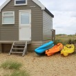 Stock Photo: Surf Shack