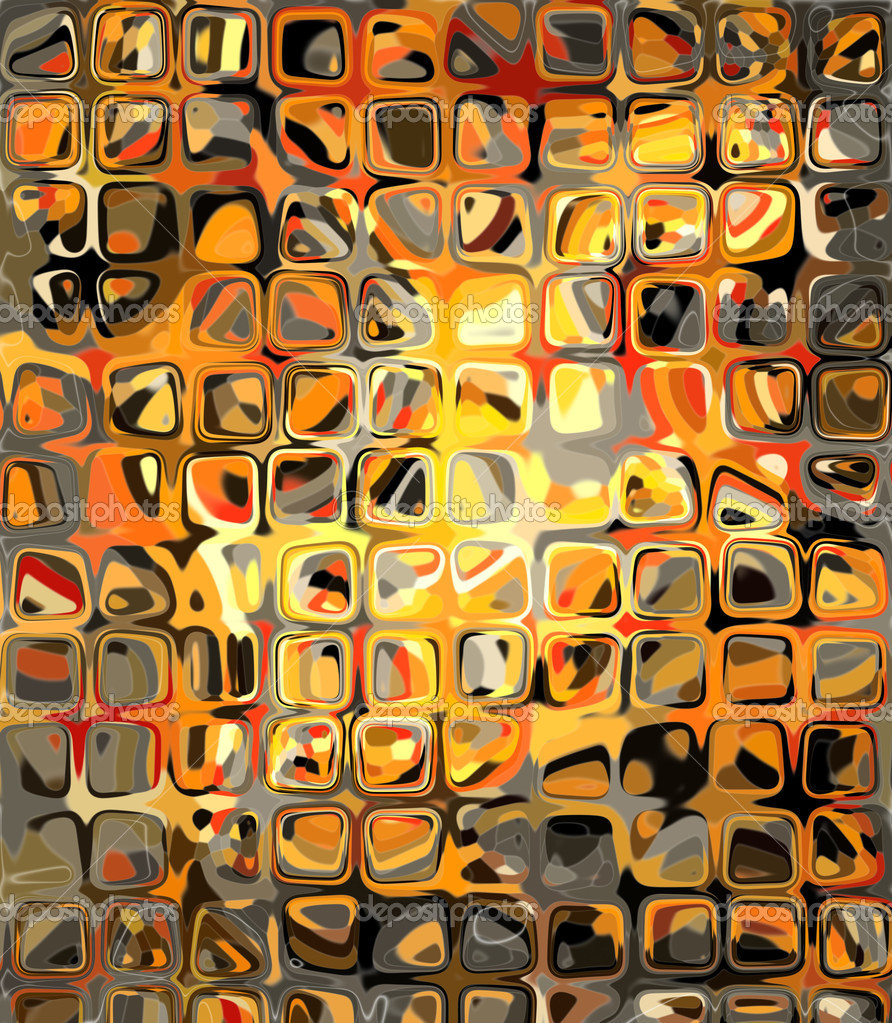 Art abstract tiles background — Stock Photo #6454834