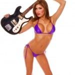 Rock and Roll Bikini — Stock Photo #6717771