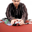 Poker Jackpot — Stock Photo